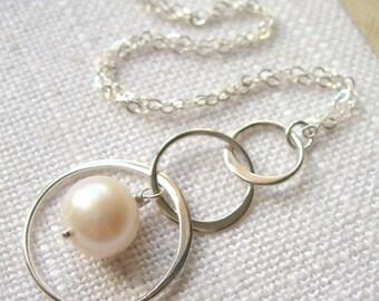 anniversary gifts for women, women, anniversary necklace, silver anniversary, silver anniversary necklace, womens anniversary, womens, gifts