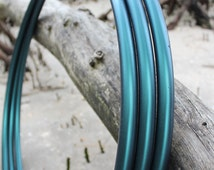 5/8 and 3/4 Medusa Color Shifting Polypro Tubing Collapsible Hula Hoop Single and Doubles Listing