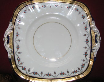 Sale - Phoenix English China Serving Plate