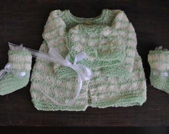 Newborn Baby Layette