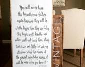 Jen Hatmaker | nursery sign |