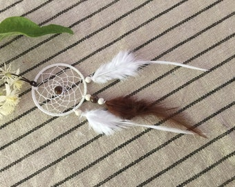 Lovely necklace  dream catcher