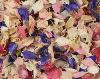 Petal Confetti 10 Litres Approx 100 Guests Kaleidoscope