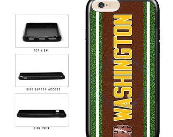 Hashtag Washington #Washington Football Team - iPhone 4 4s 5 5s 5c 6 6s 6 Plus 6s Plus iPod Touch