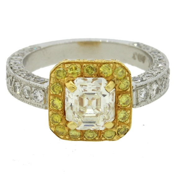 womens platinum 22k yellow gold yellow and by collectors1946