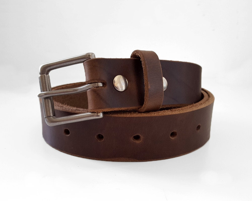 chromexcel horween leather belt 1 25 w