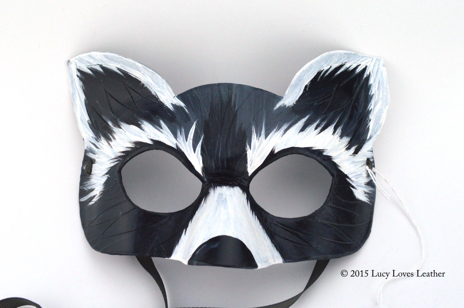 Raccoon Mask Template. child sized fox mask ash fox fantastic mr ...