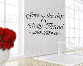 Christian Wall Decal Etsy