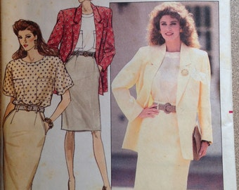 Butterick 6007 Sewing Pattern (Vintage) UNCUT