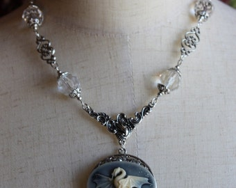 Mother of Dragon Necklace & Earrings
