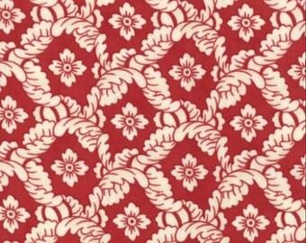 Last Half Yard Cut Etchings Fabrics from 3 Sisters for Moda OOP 4065 11