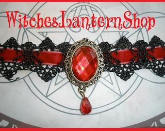 Gothic Witch collar