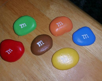 M&M Garden Rocks (Set of 6)