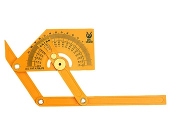 Multi-purpose Tool Angle Finder carpenter woodworking outward inward