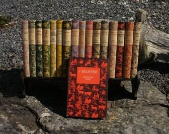 I Believed - Douglas Hyde - vintage book - 1952 hardback edition with dustjacket