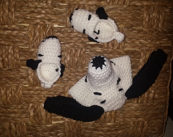 Crochet Snoopy Outfit