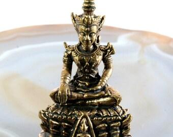 Buddha, Bronze, asiatica - 6140