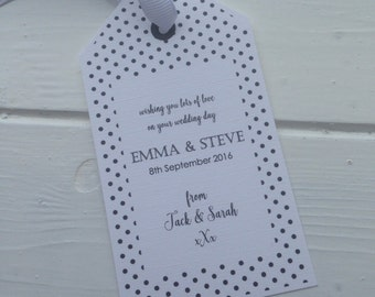 1 x Personalised Gift Tag