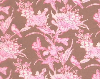 Elizabeth Allen Honey Anouk Fabric Remant