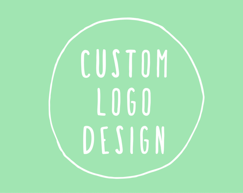 Custom Logo Design Ooak One Of A Kind Logo Package Service