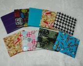 SALE Handmade Bi-fold Wallet