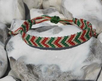 Handmade Bracelet Chevron
