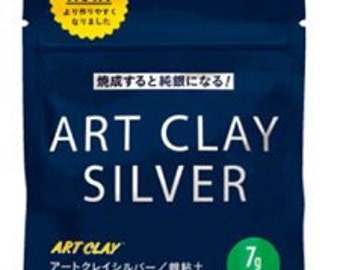 Art Clay Silver-7g- Art Clay-Jewelry Supplies