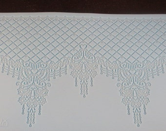 Wedding Chandelier Lace Mold