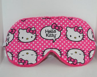 Hello Kitty Sleep Mask Adult Size/ Hello Kitty Gifts