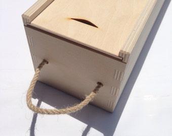 Wine gift box | Etsy