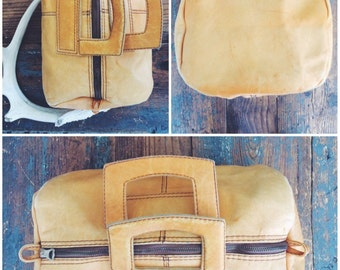 Buttery Soft Vintage Leather Hand Bag