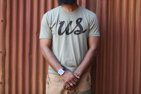 CL US tee in olive