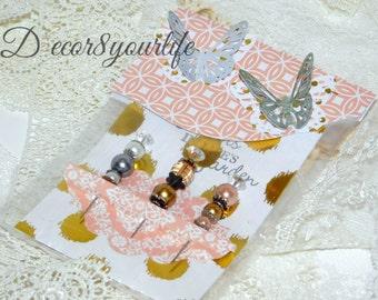 Stick Pins Scrapbook Embellishments Corsage Pins Wedding Bouquet Pins Beaded Stick Pins Hat Pins