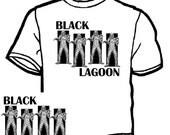 The BLACK LAGOON!