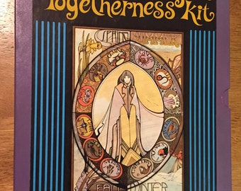 The Love Astrologers Togetherness Kit Astrology/Horoscope Board Game