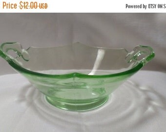 S Decrotive Glass Bowl