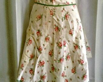 Vintage Half Apron