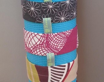 Easy Peasy Yoga Mat Bands