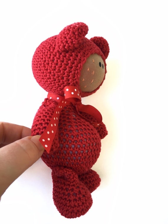 Knitting Household Items : Items similar to crochet doll amigurumi