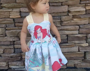 Pretty Poppy dress