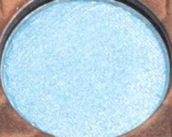 Cool Blue Loose Mineral Eye Shadow, Natural Make Up, Natural Eye Shadow, Powder Eye Shadow, Gifts for her, Bridal Gift