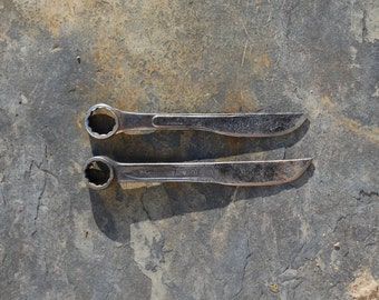 Medium Hand Forged Wrench Knives