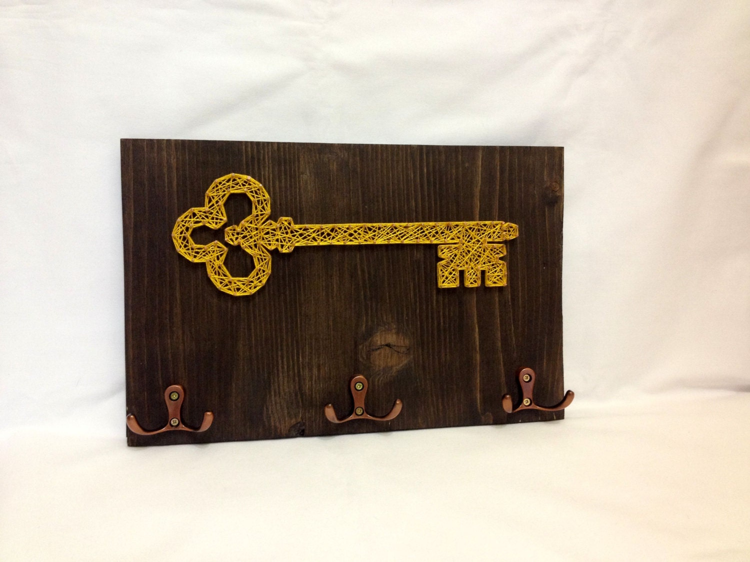 String Art Key Holder Wall For Home Decor 3 Wall Hanger Hook