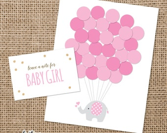 Baby Shower Guestbook Set
