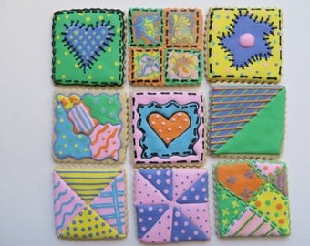 Quilting/sewing cookies