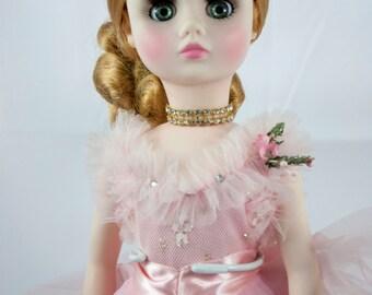 Elise, Madame Alexander Ballerina, Pink, Blonde Hair