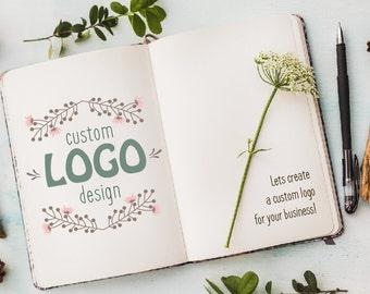Custom Logo Design, Personalized Logo, Business Branding and Logo Design