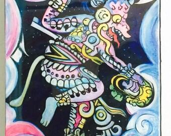 Huracán - Heart of the Sky - God of Storms