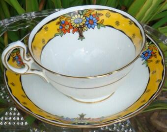Vintage Aynsley tea cup 1925-1934
