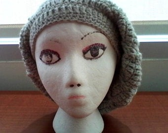 30% OFF ENTIRE PURCHASE (CBE30) Big Slouchy Beanie